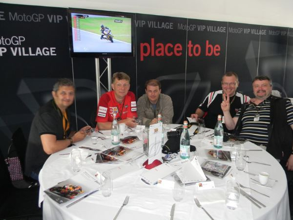 Texas MotoGP VIP Village