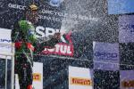 Tom Sykes gets in a splash