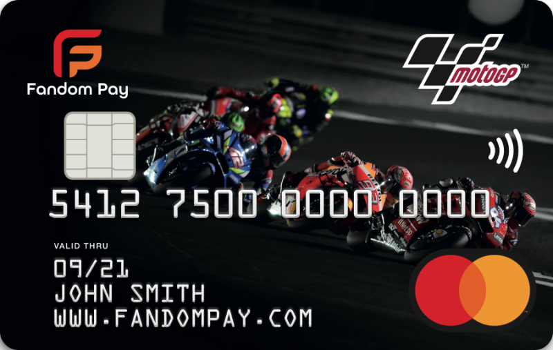 (ID: 20205) You will be able to customise your cool Fandom Pay card as well as get discounts and prizes!