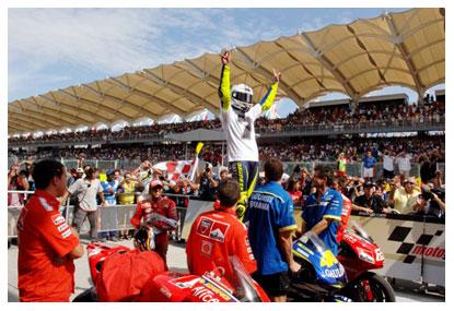 Sepang MotoGP Grandstand Tickets