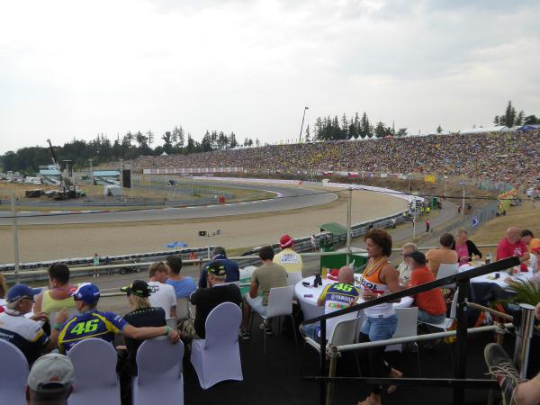 T1 VIP Track-side Hospitality