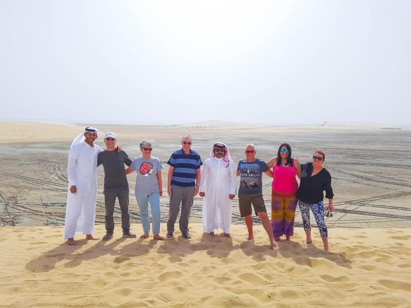 Desert Safari 2018