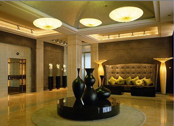 Foyer of the Arts Hotel