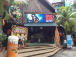 The nearby famous Beach Club bar