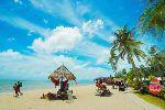 The spectacular beaches of Batu Ferenghi Penang