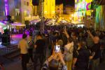 The madcap Alcaniz street party