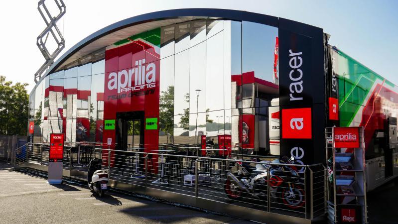Aprilia Hospitality  @Platinum Team Experience 2018