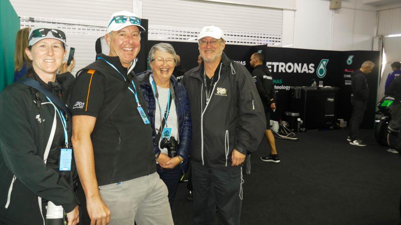 Petronas Garage @Platinum Team Experience 2018