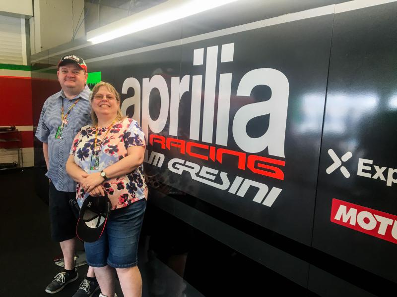 Platinum Team Experience 2018 @ Aprilia