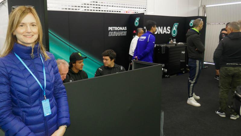 Team Experience @Petronas 2018