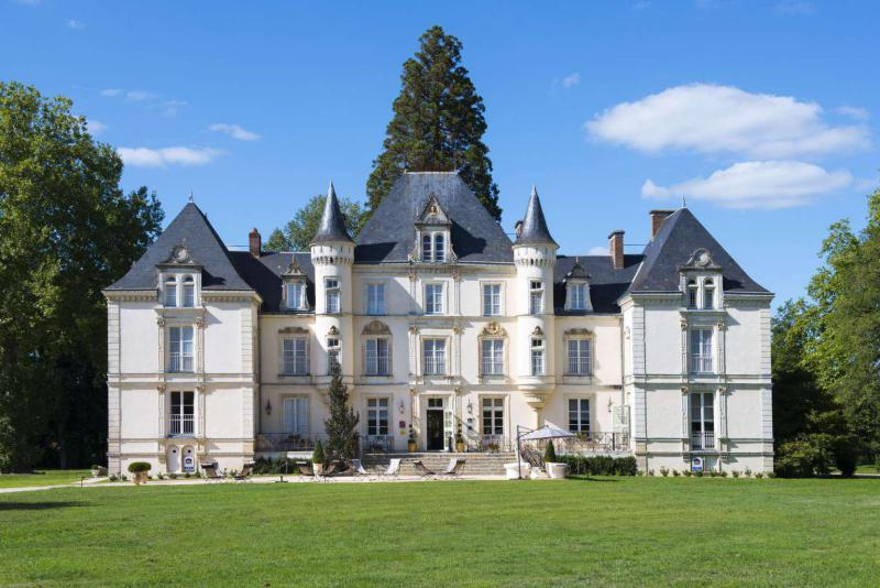 The stunning 17th century chateau