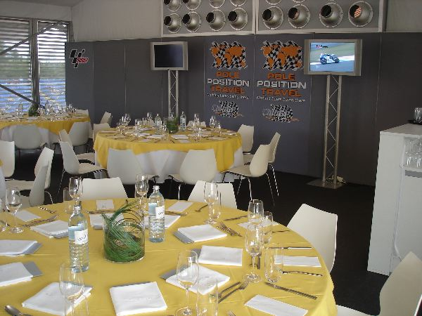 Brno Grand Prix VIP Village