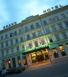 Hotel facade - in the heart of Brno