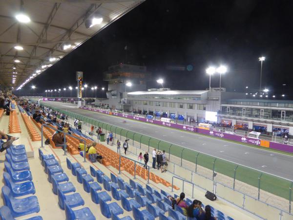 Qatar MotoGP Grandstand Tickets