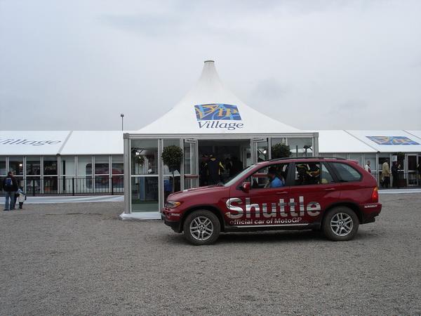 French Grand Prix VIP Village