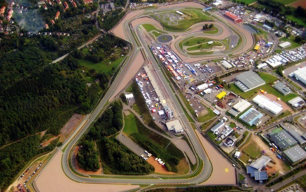 Motorrad Grand Prix Deutschland 2022