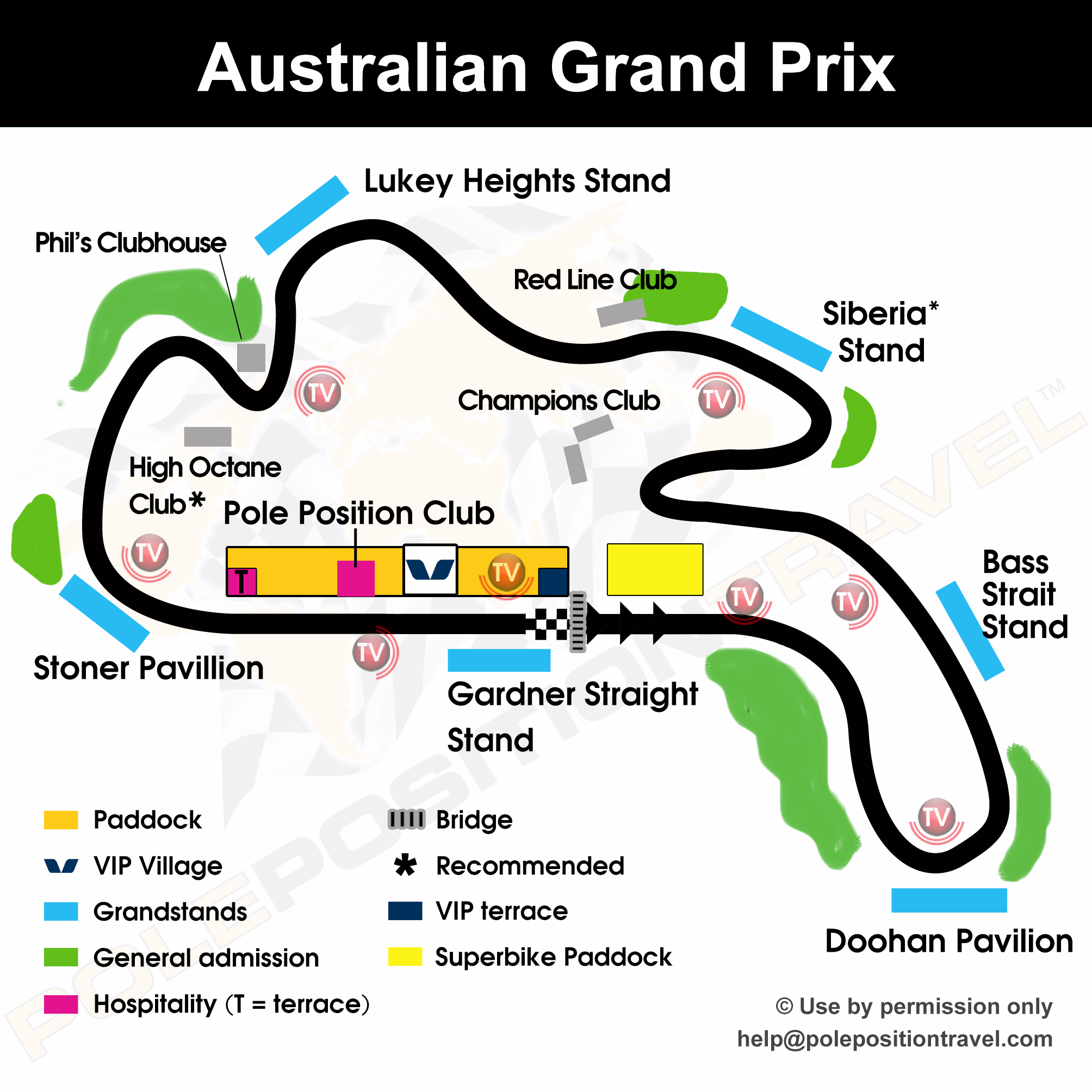 MotoGP Phillipisland 2018 - Tickets - Australian Grand Prix - Weekend tours,VIP packages ...