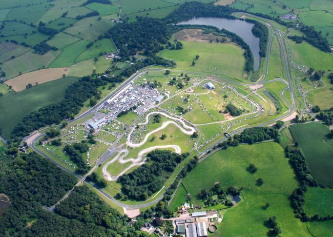 Oulton Park 2 BSB