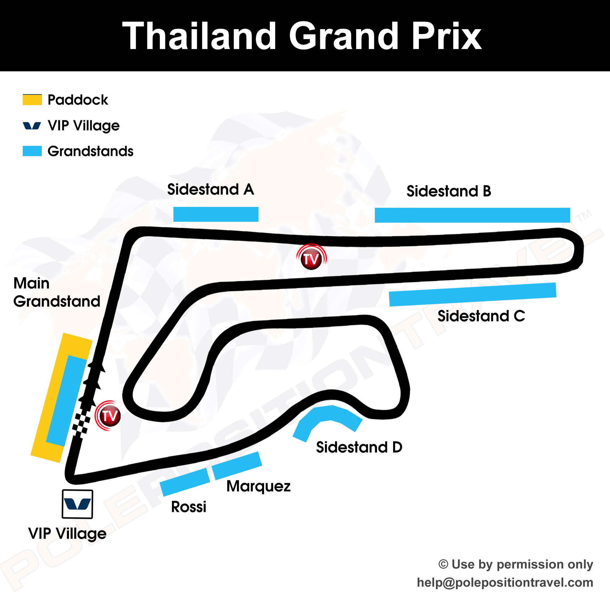 Wsbk Thailand 2019 Weekend Toursvip Packages Team Experience And
